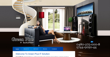 Greenplus It Solution